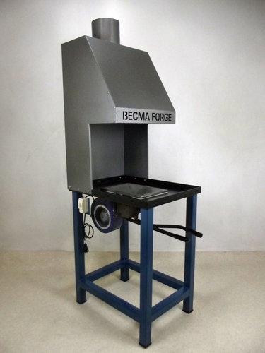 Blacksmith Forge Hoods ~ Becma blacksmith s coal forge with chimney hood fr neo